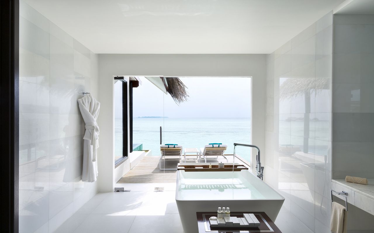 Water Pool Villa (1)