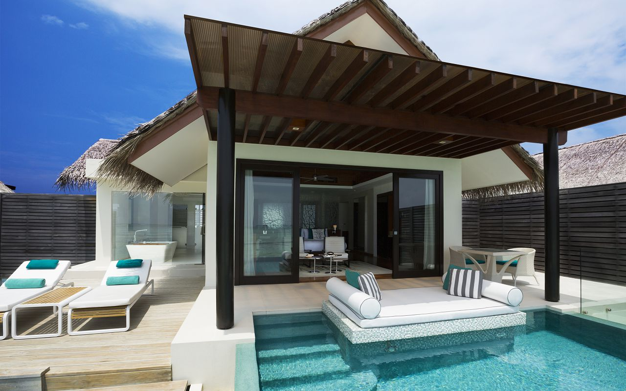 Water Pool Villa (4)