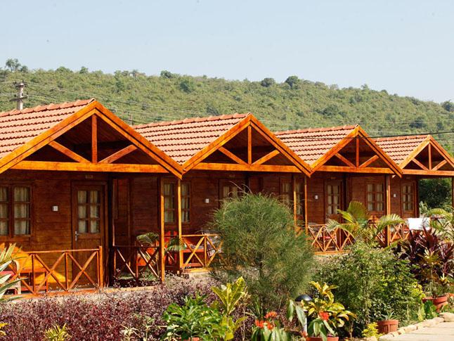 Wooden Cottages-1