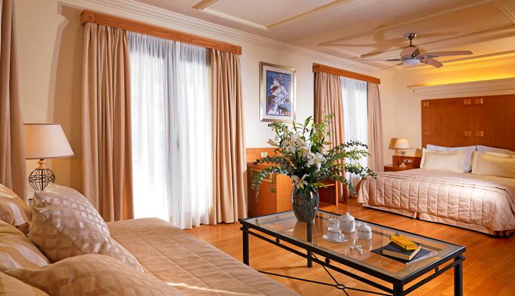 aldemar royal villas Junior_suite