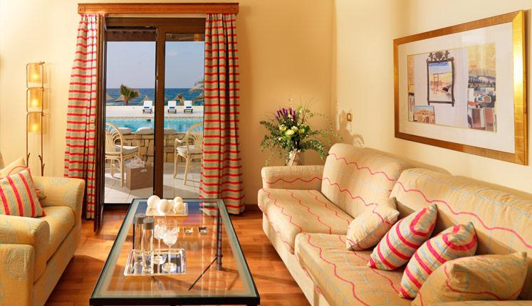 aldemar royal villas Knossos_suite