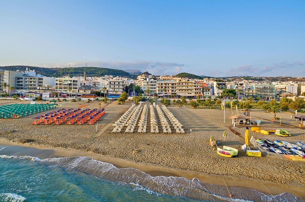 beach-Kriti Beach Hotel