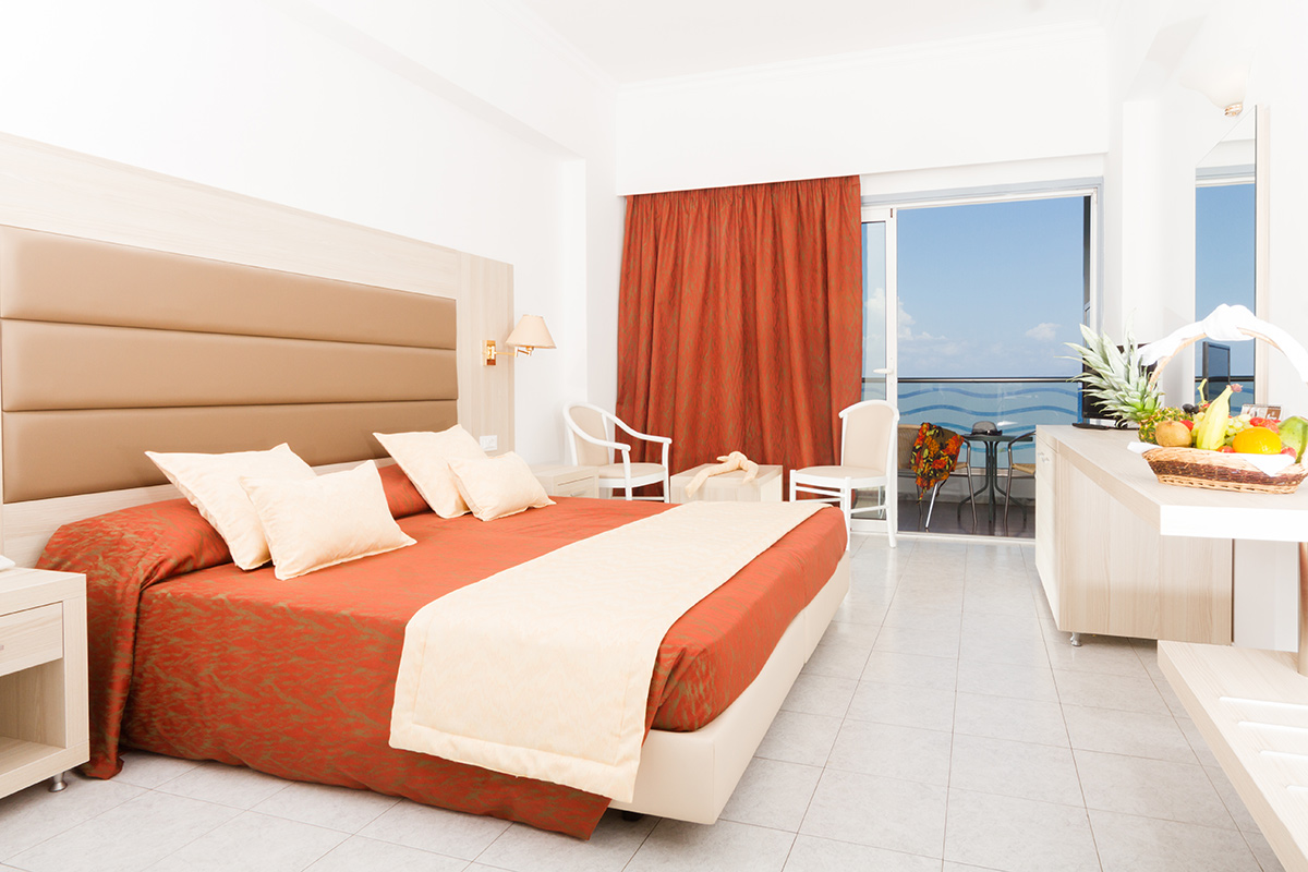 belair beach double room