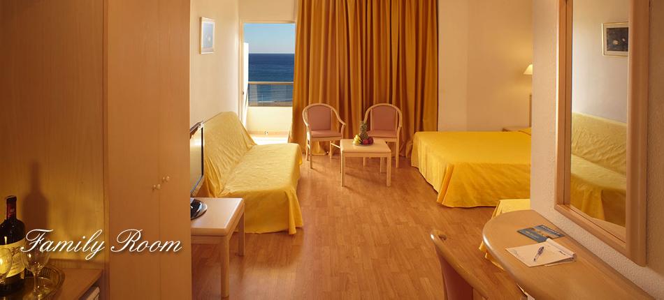 blue sea beach resort family_room