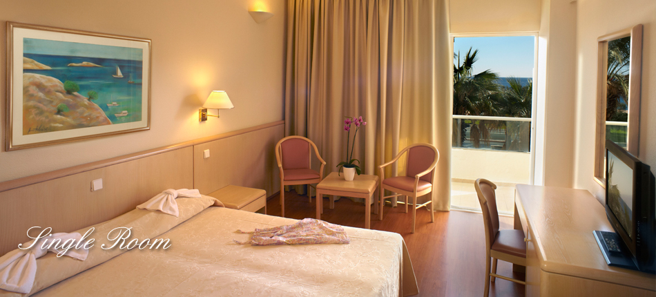 blue sea beach resort single_room