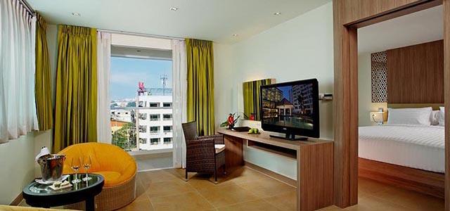 centara 1 bedroom suite