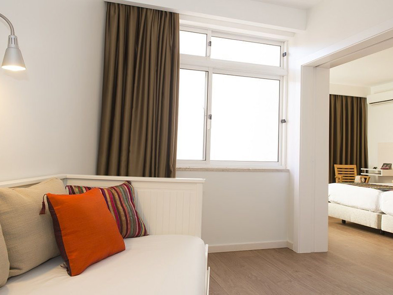 double room with lounge4