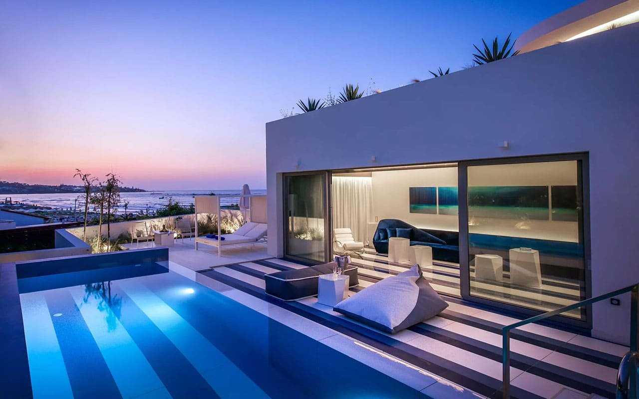 i-resort - Suite-Land-View-With-Private-Pool