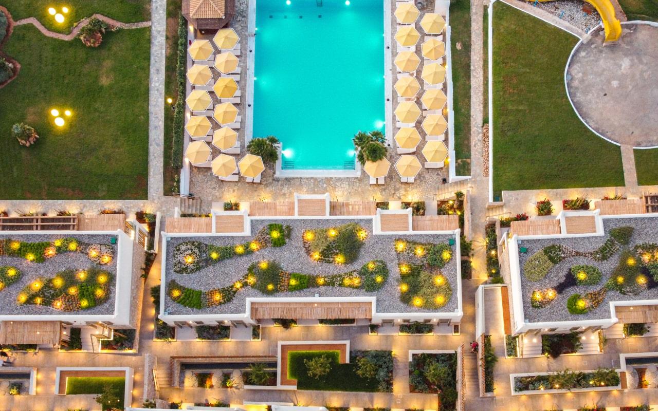 mitsis_crete_rinela_superior rooms_drone-min