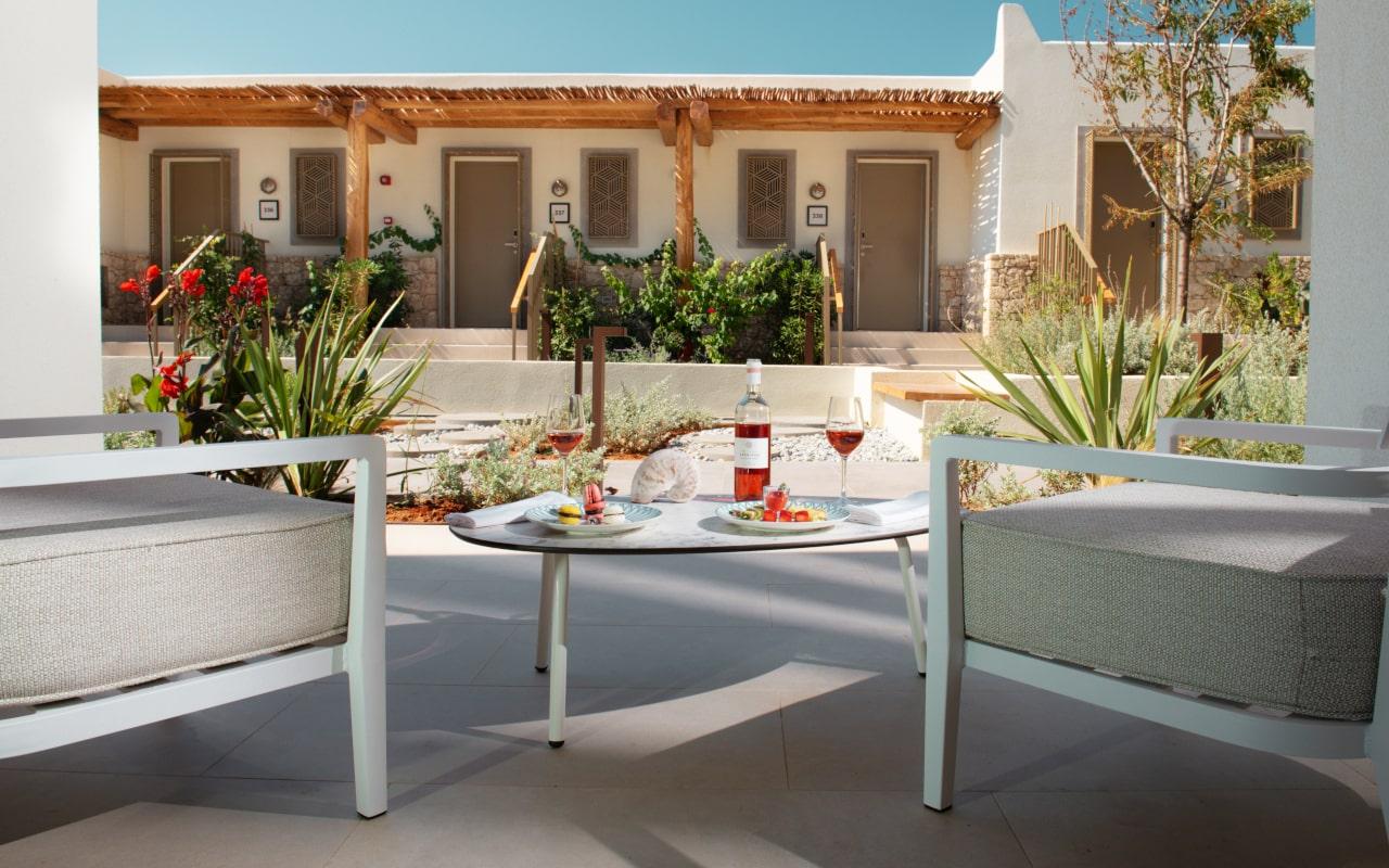 mitsis_crete_rinela_superior rooms_garden view3-min