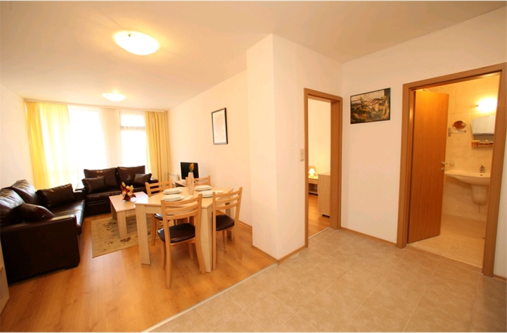 one-bedroom apt 3