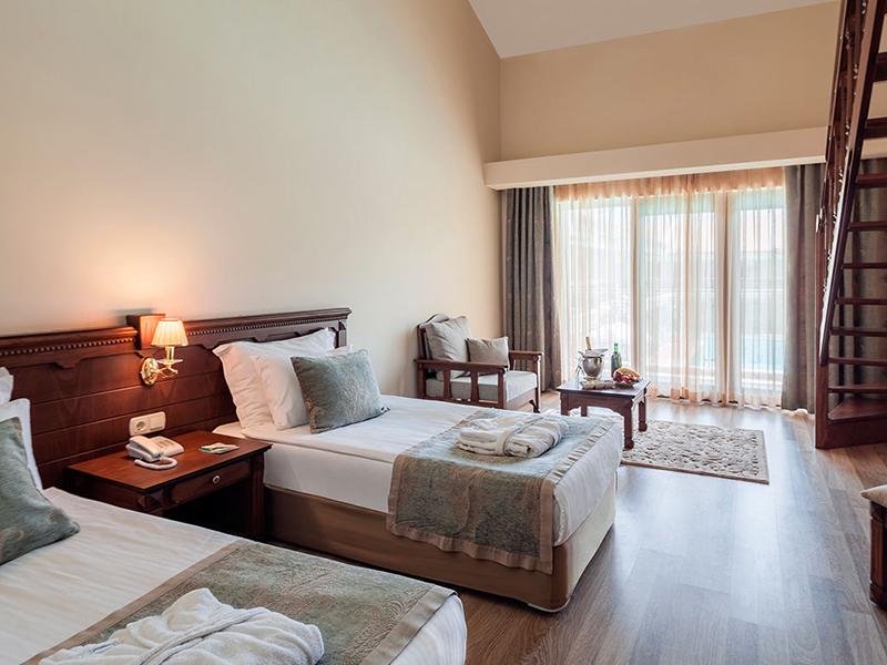 select villa duplex