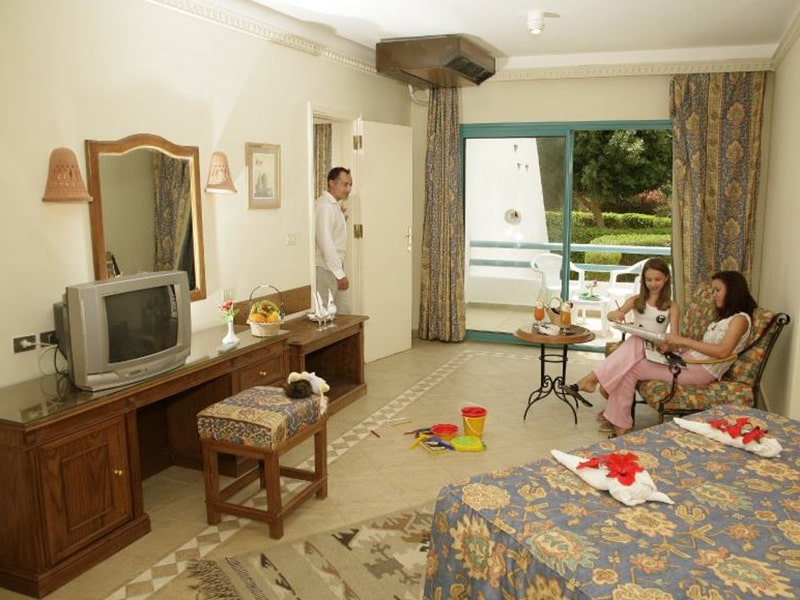 shams standard room-min