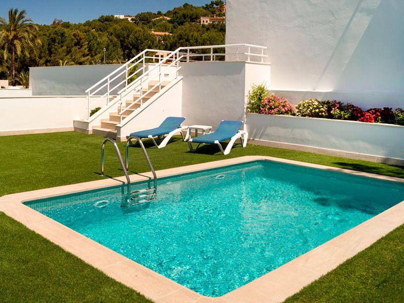 villa private pool4