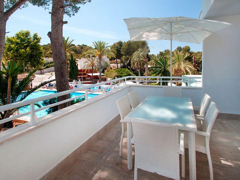 villa private pool5