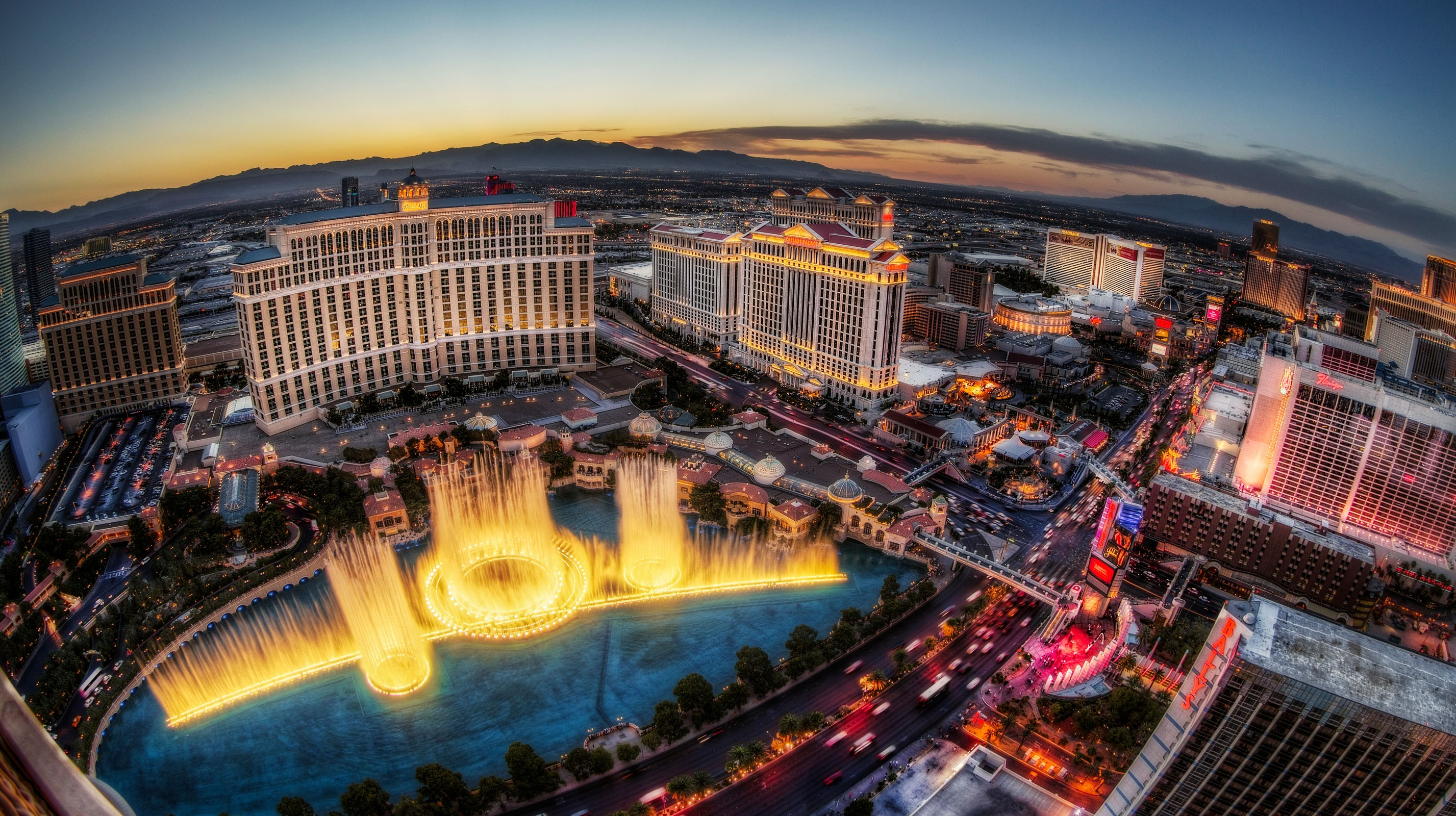 Лас вегас цены туры