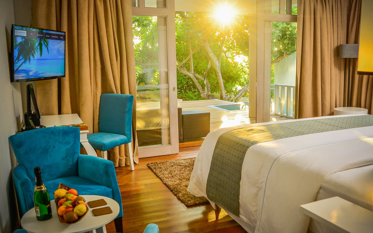 05 Family Duplex beach villa with pool (1)