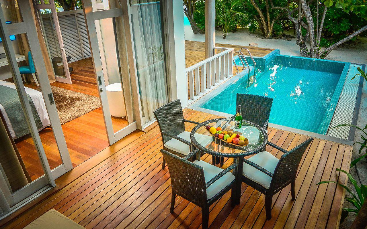 05 Family Duplex beach villa with pool (2)