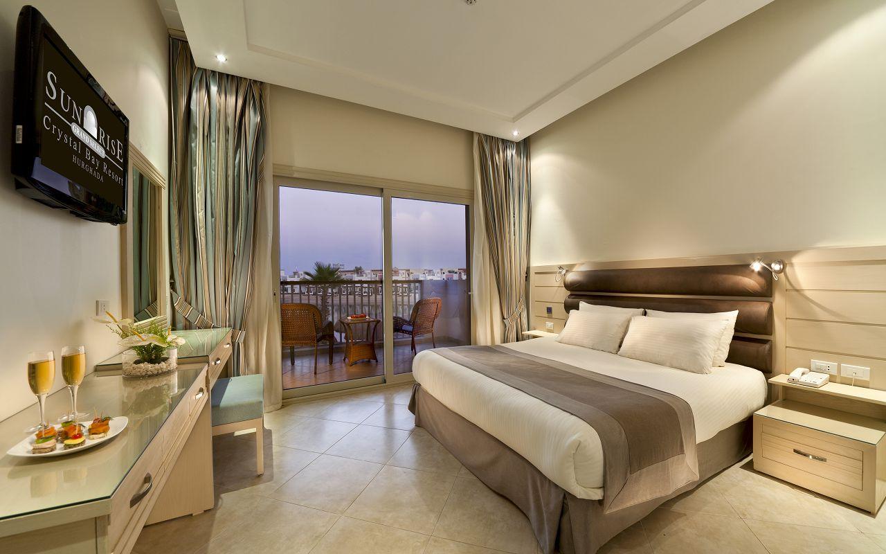 3+4. CB Junior,Family Suite Bedroom
