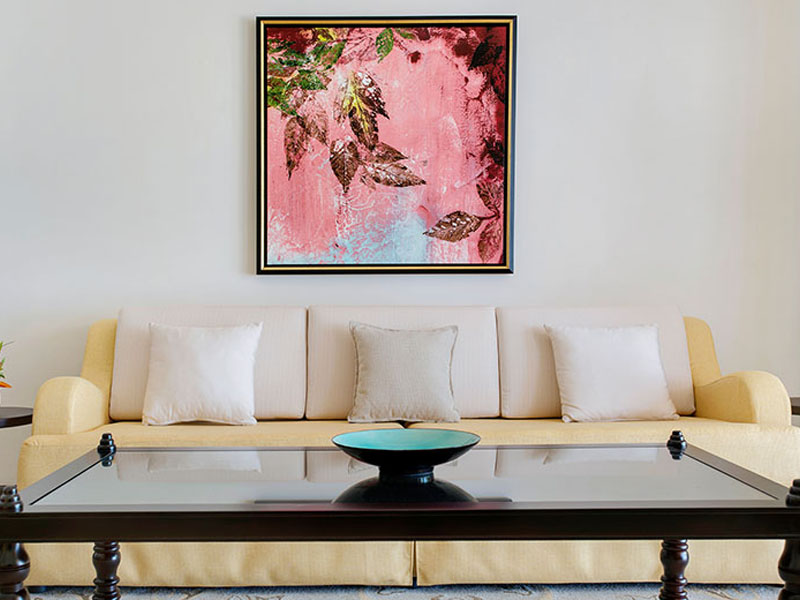 Banyan Suite - Living Room
