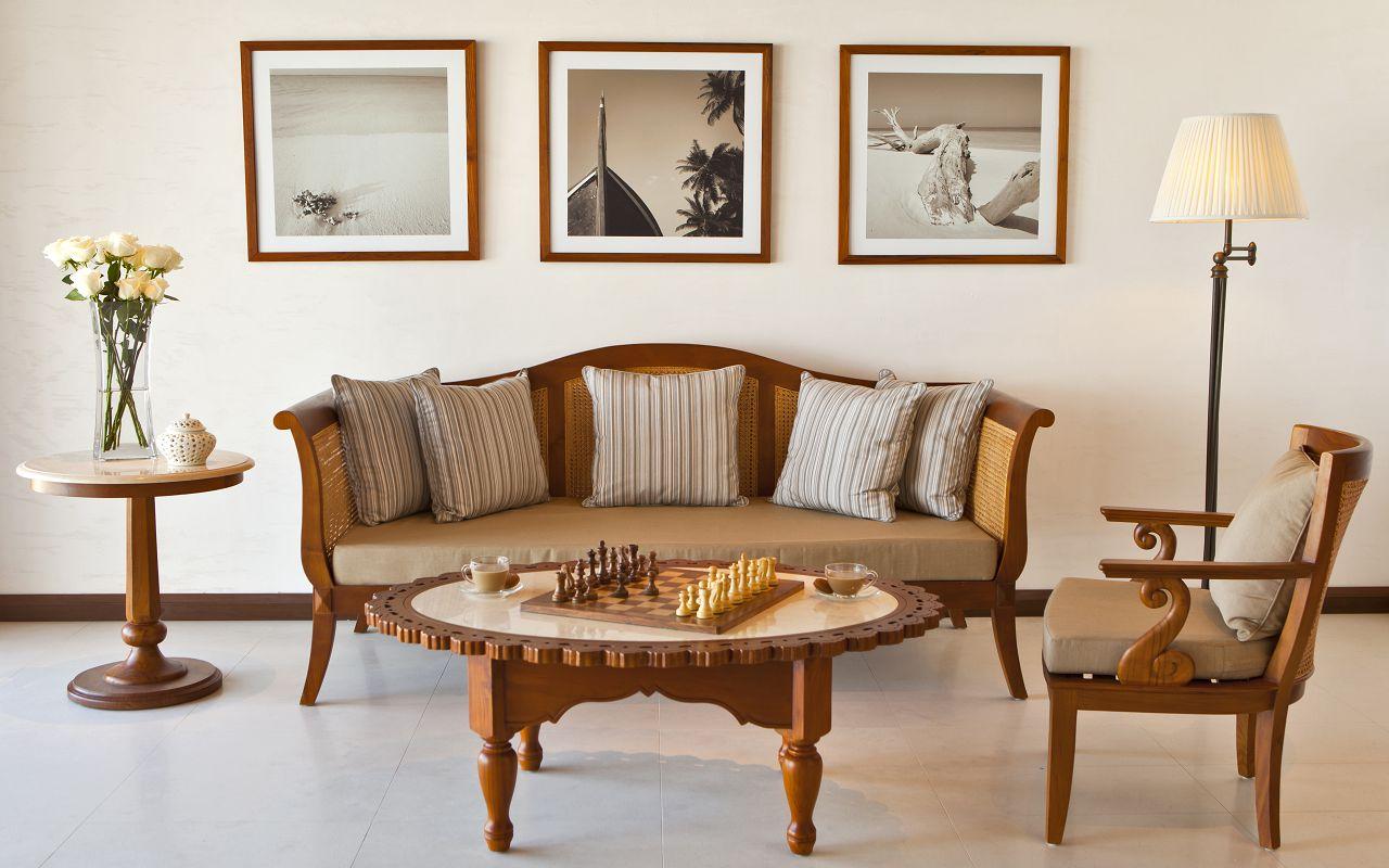 Beach Villa - Living Area (FH1109)