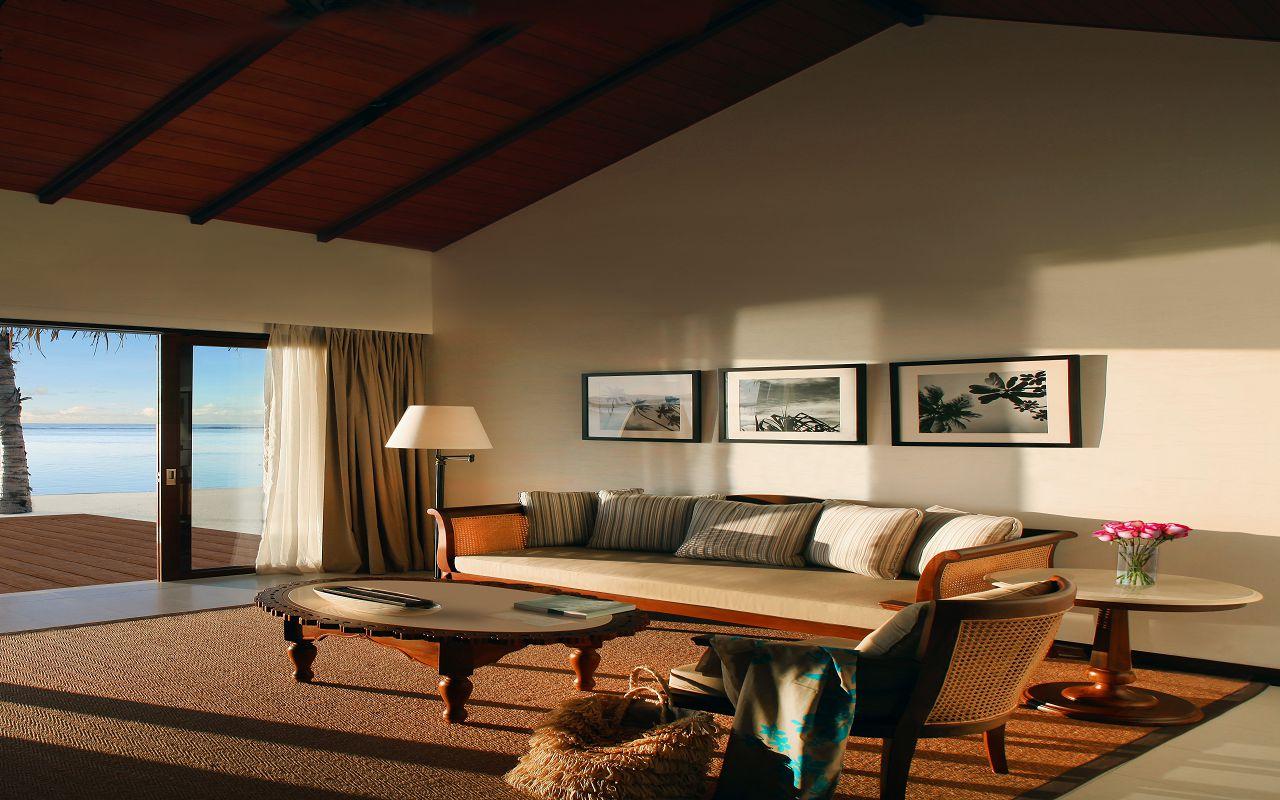 Beach Villa - Living Area (PW1205)