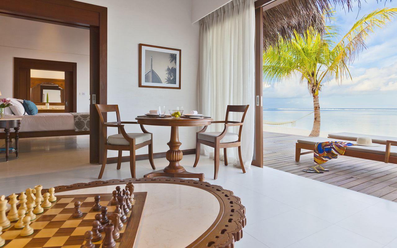 Beach Villa - Looking into the Bedroom (FH1109)