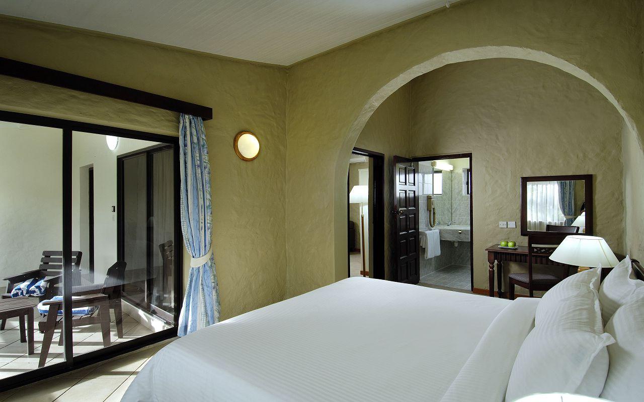 Berjaya-Praslin-Resort-Deluxe Family Room - Room Interior