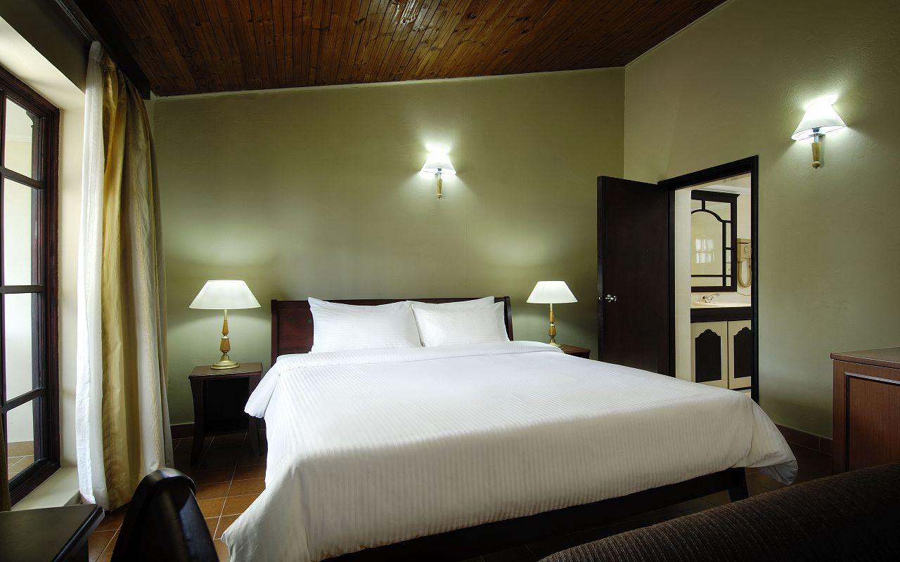 Berjaya-Praslin-Resort-Deluxe Room - King Bed