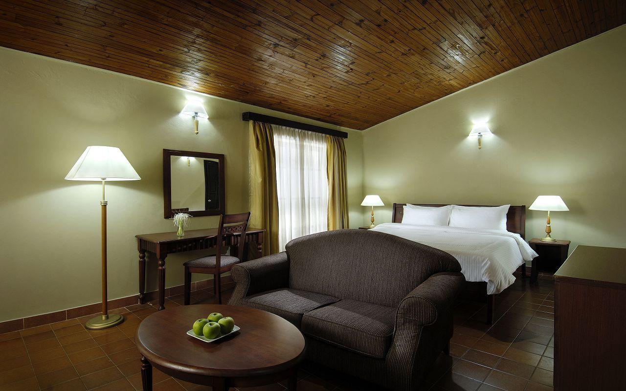 Berjaya-Praslin-Resort-Deluxe Room - Living Room Interior