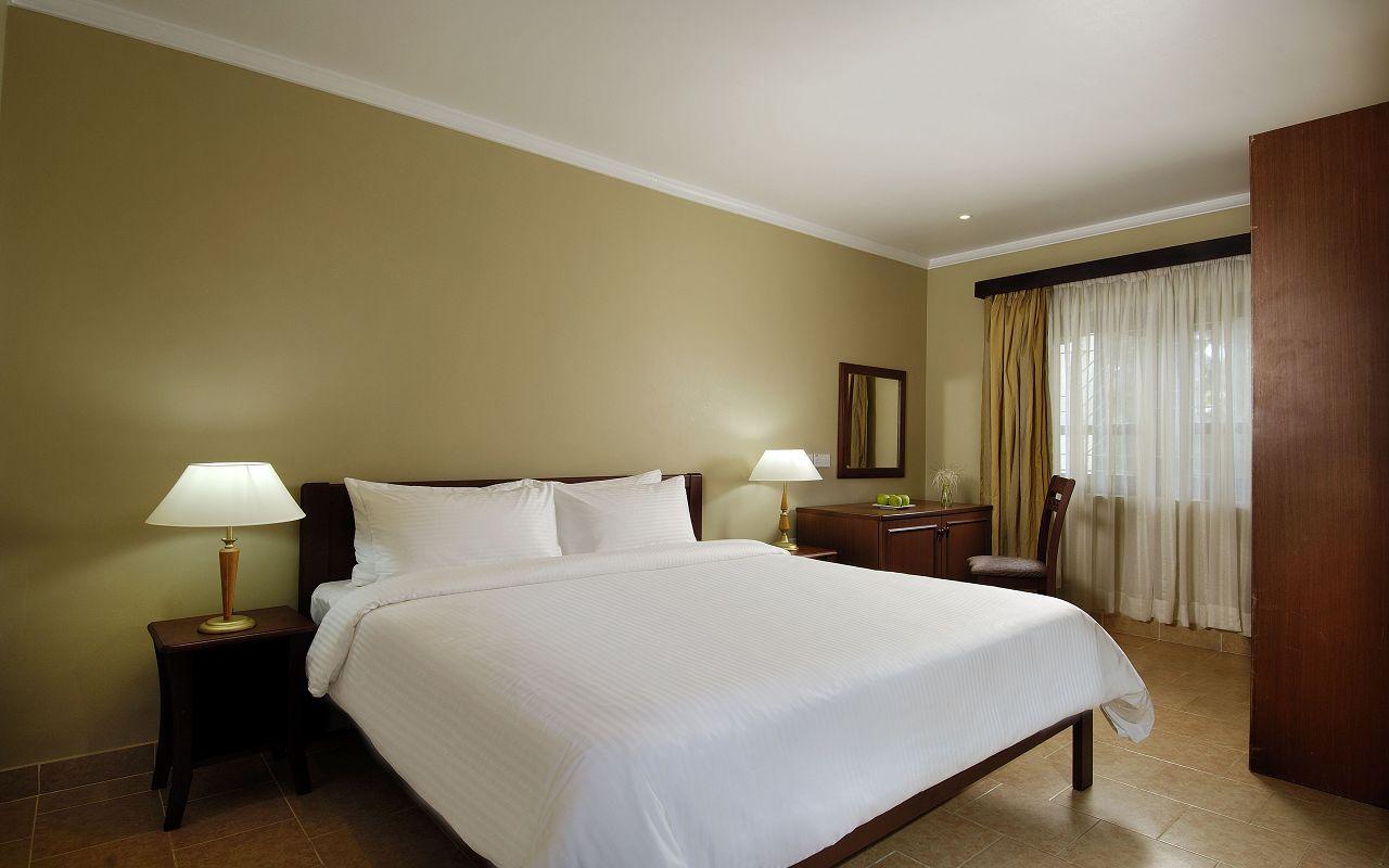 Berjaya-Praslin-Resort-Standard Room - Room Interior