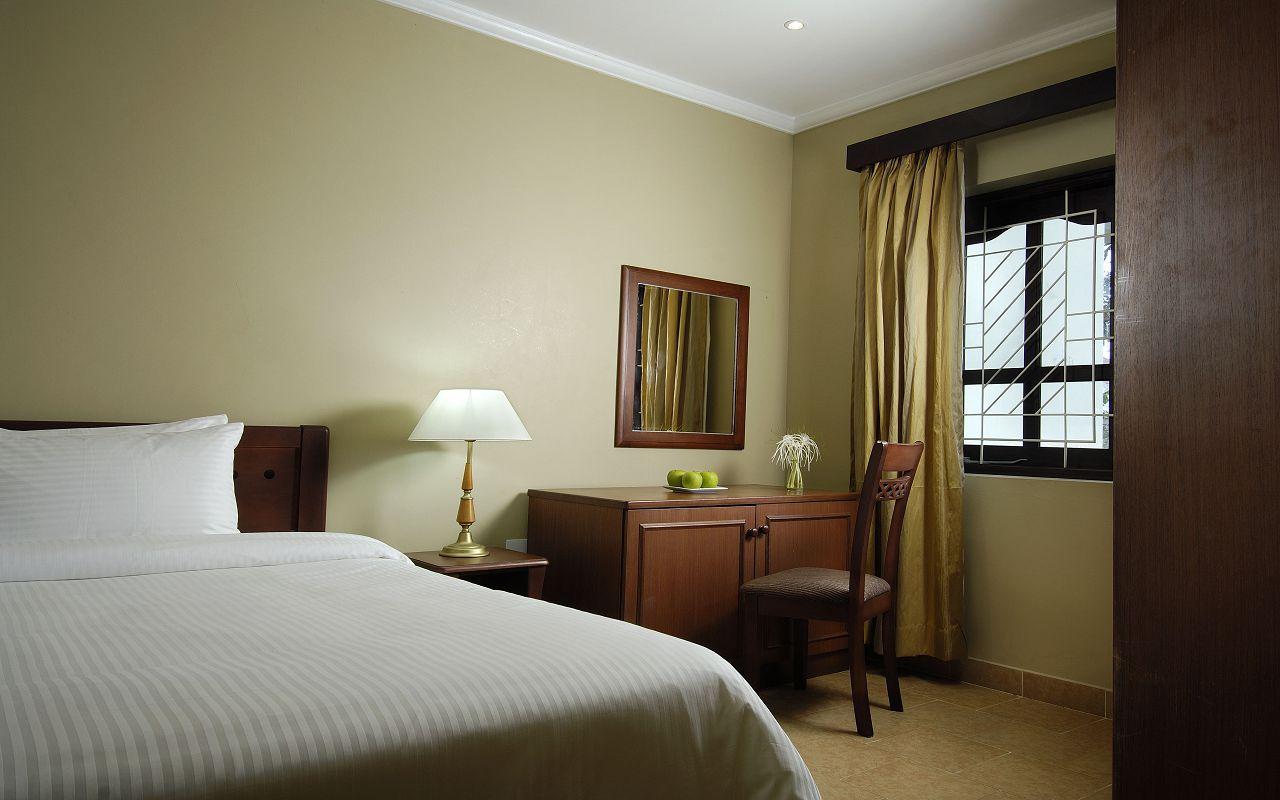 Berjaya-Praslin-Resort-Standard Room - Window VIew