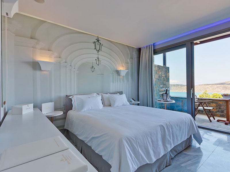 Deluxe Room Sea View5