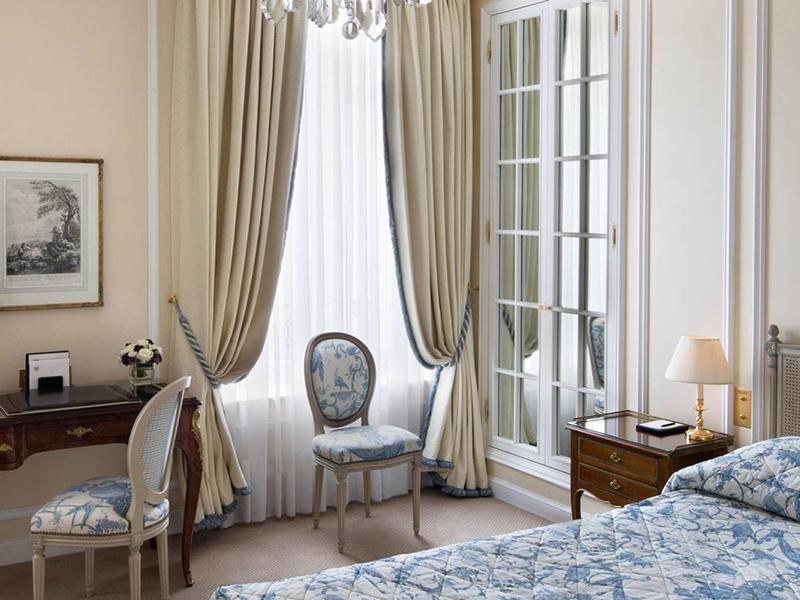Deluxe Rooms with Garden View