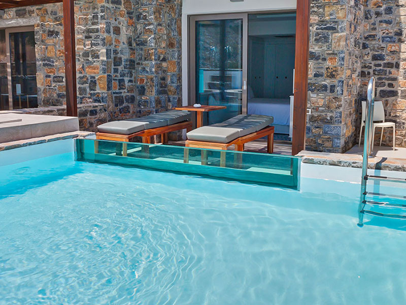 Deluxe Sea View Private Pool2