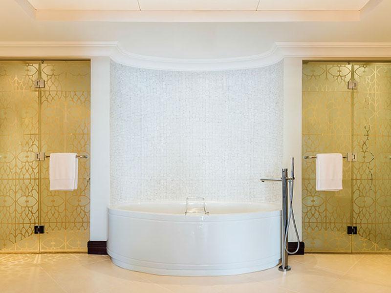Deluxe Twin Room - Bathroom1