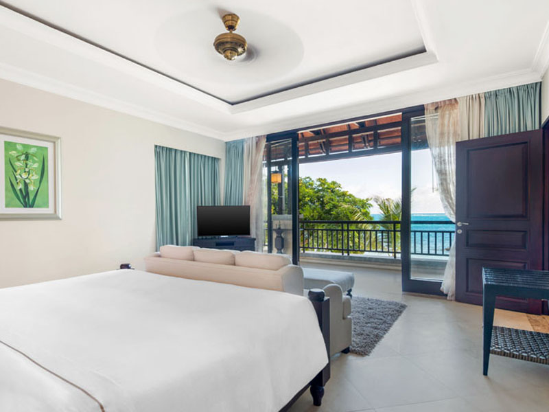 Ocean Suite - Heavenly Bed