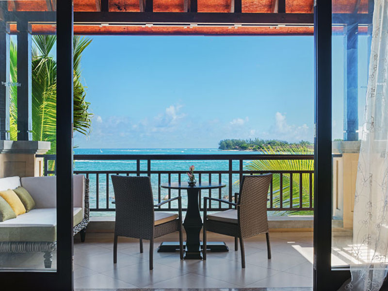 Ocean Suite - Terrace with Ocean View