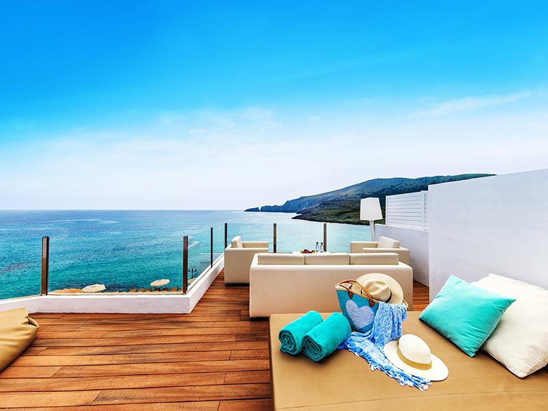 Selection Club Royal Terrace Sea View Apartmen