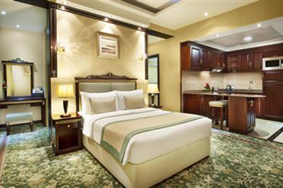 Studio 1 Queen Bed-1