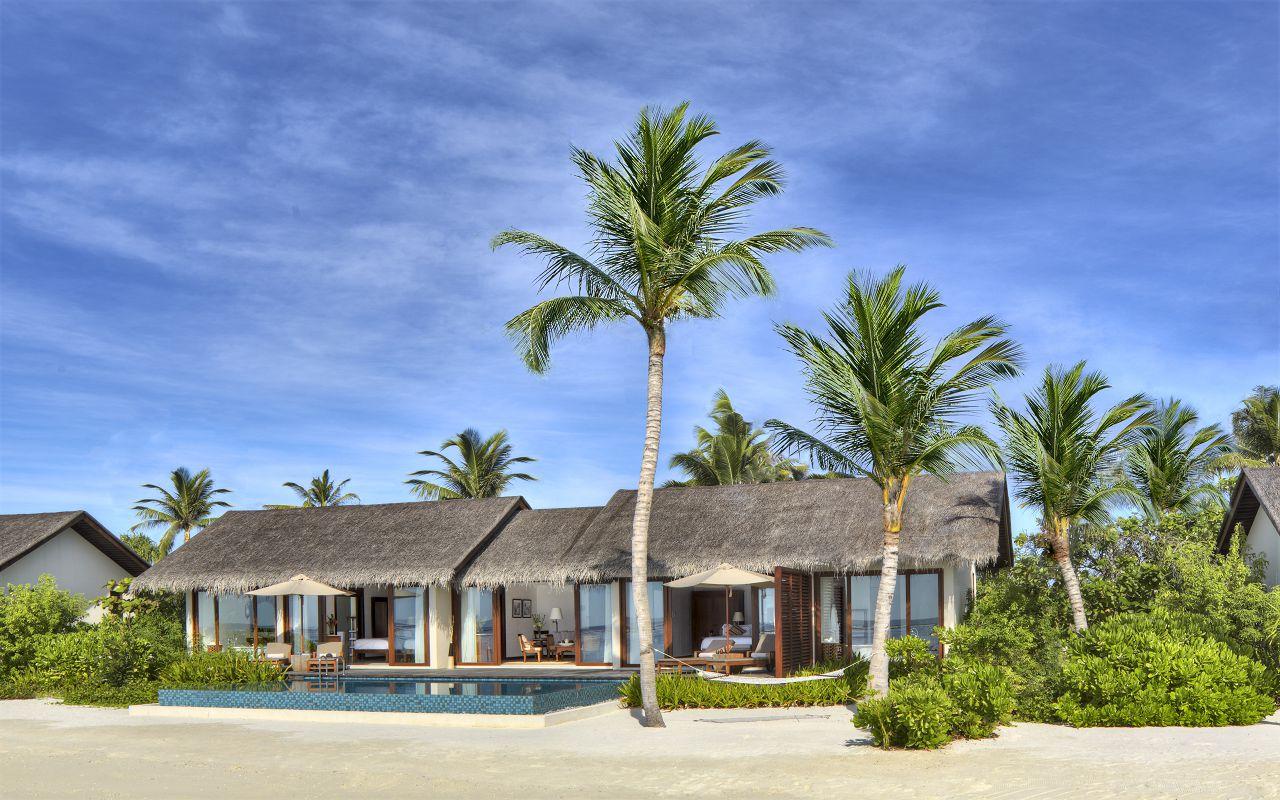 Two-Bedroom Beach Pool Villa (MK1304)