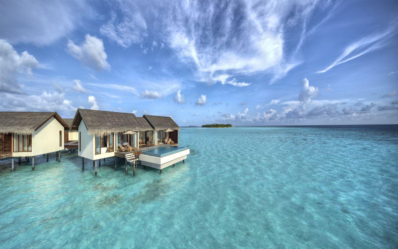 Two-Bedroom Water Pool Villa (MK1304)