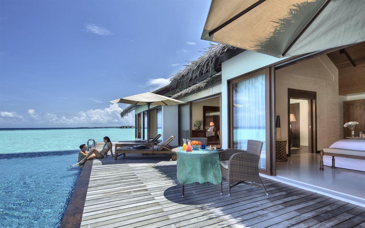 Two-Bedroom Water Pool Villa - Terrace (MK1304)