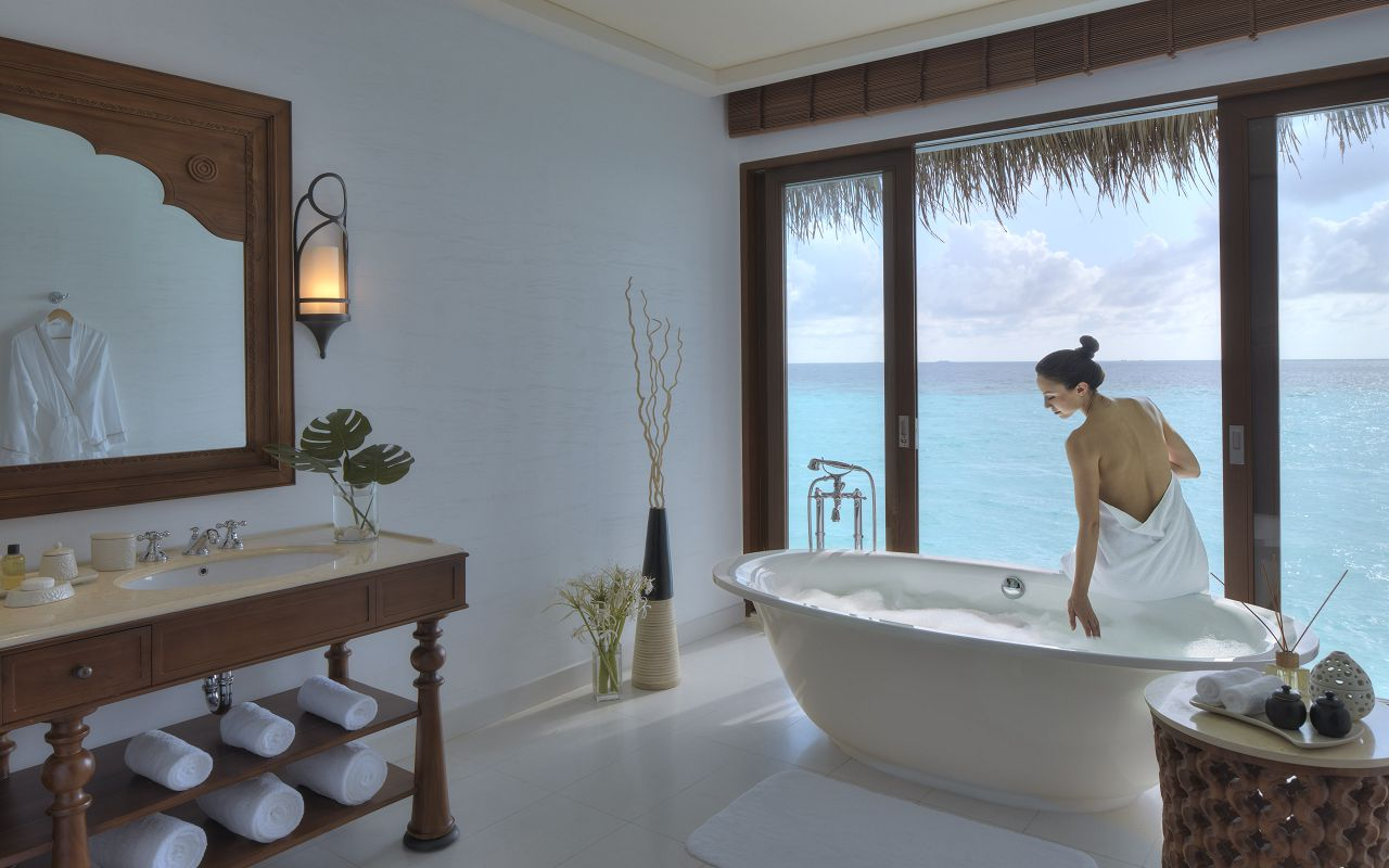 Water Pool Villa - Bathroom (MK1304)