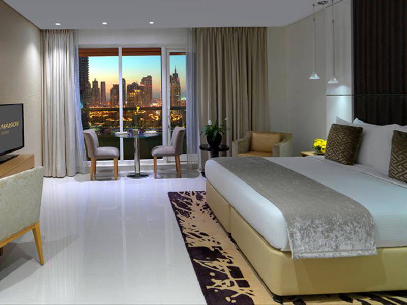 damac maison canal view deluxe room4