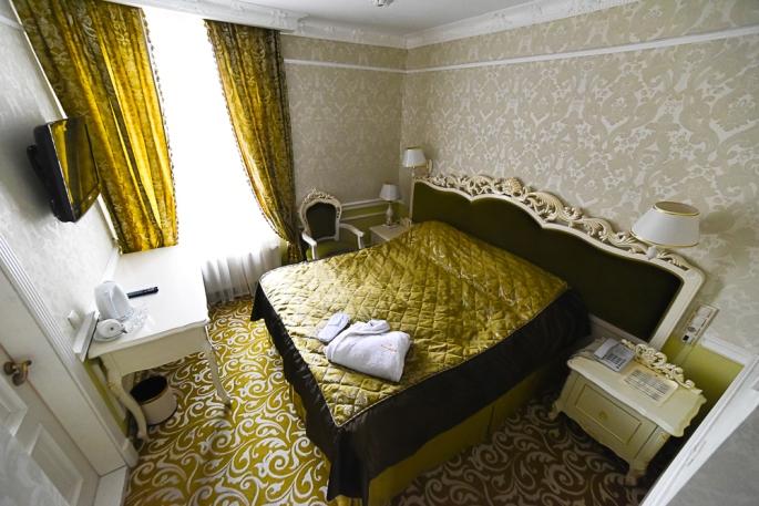 dbl room