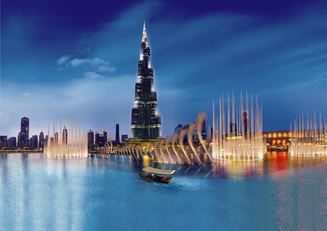 Арабские эмираты туризм