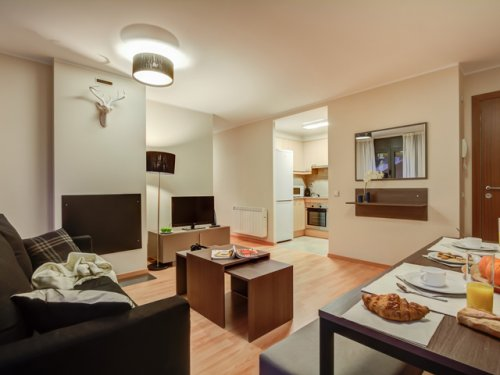 Apartment Standard 3 bedrooms for 8 people
