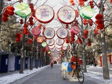 China Prepares For The Spring Festival