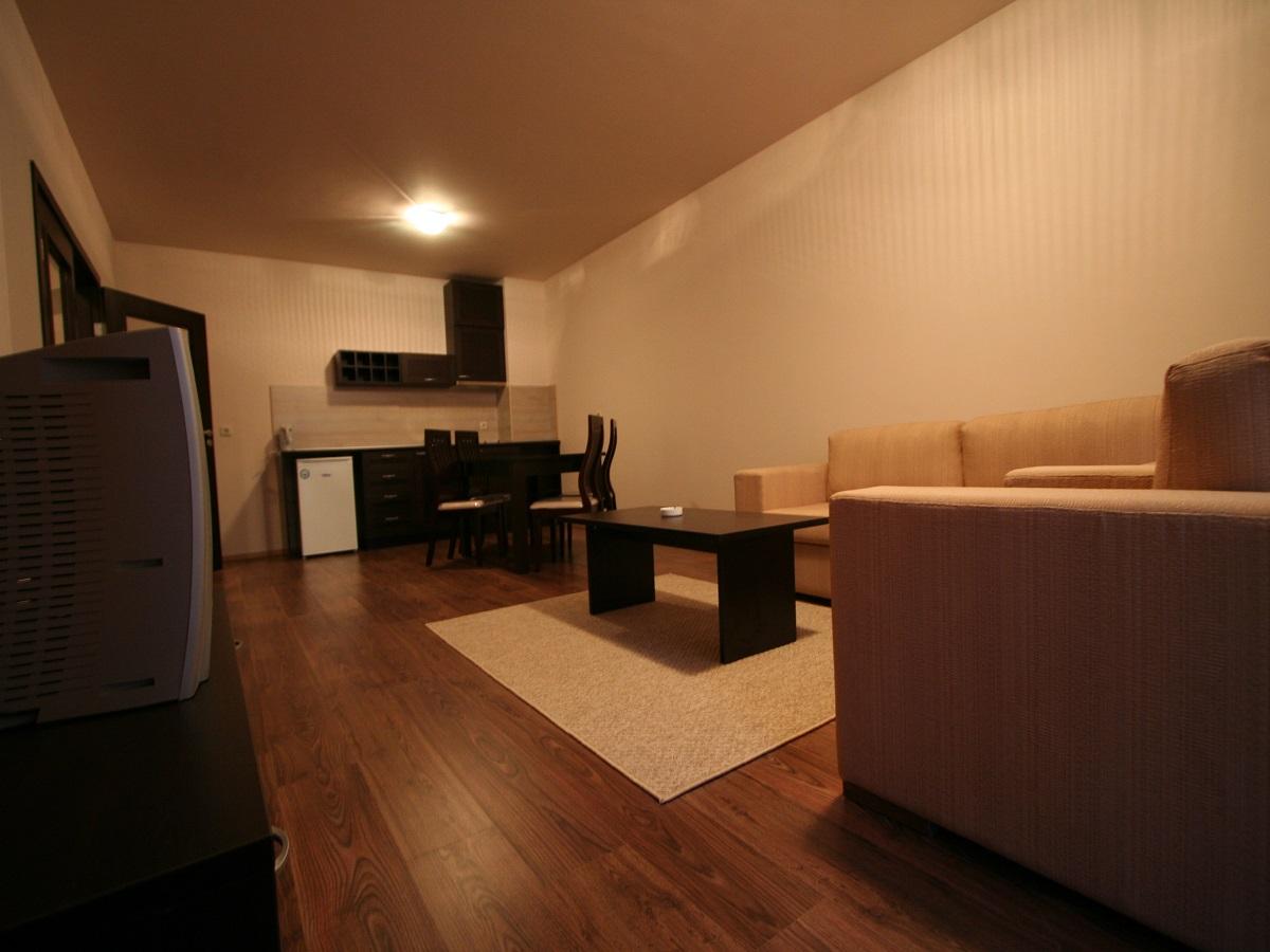 1-bedroom apartment - Living room1